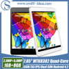 7.85 pulgadas Tablet con Mt8382 Quad Core Chip e IPS 1024X768 Display 1GB RAM 8GB Storage (PMQ835T)