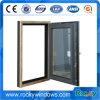 Einzelne Scheiben-Aluminiumflügelfenster-Fenster