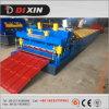 Dx 1100の金属の屋根ふきの機械を形作る鋼鉄タイルロール