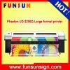 쌍두 경 4륜 마차 Ud-3206q 3.2m/10FT 옥외 용해력이 있는 인쇄공 코드 기치 및 비닐 스티커를 인쇄하는 고품질 6 색깔