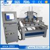 1325 Máquina de gravura e escultura de roteador CNC de quatro fustros 3D