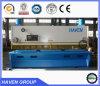 Macchina di taglio idraulica di CNC, macchina di taglio tagliente d'acciaio del fascio di MachineSwing
