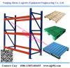 Pallet resistente Warehouse Storage Racking con Wire Mesh Decking