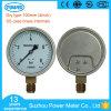 4 pouces de 8 bar Ss cas manomètre de pression de type sec