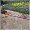 Moldes materiais da pedra do tijolo da telha concreta do pavimento da passagem do jardim dos PP DIY