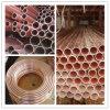 Tube de cuivre rouge C11000 C12200 de climatiseur et de réfrigérateur