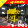 Equipos de minería Jigging Stannolite Stannolite para lavado, refinado, Pequeños Stannolite máquina lavadora de separación Stannolite