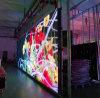 높은 광도 DIP346 P10 옥외 풀 컬러 LED 영상 벽