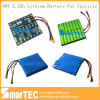 60V 2.2ah李イオンBattery Pack、Unicycler Battery