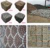 Обрушенный гранит вымощая камень кубика (BL-C02)