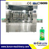 Машина завалки автоматической детержентной бутылки лосьона разливая по бутылкам с поршенем