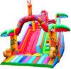 Скольжение /Inflatable раздувного огромного скольжения новое для малышей/для взрослого