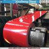 bobine en acier enduite d'une première couche de peinture de produits en acier de matériau de construction de 0.25*1000mm