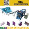 Qt4-15 automatischer hydraulischer Ghana Ziegeleimaschine-Produktionszweig für Verkauf