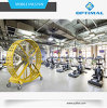 Suzhou choisissent grand ventilateur d'extraction portatif de 2.6m (peut couvrir 40m longs)