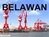 De Dienst van de Cargadoor van de kwaliteit van Guangzhou aan Belawan