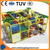 Подгонянный крытый и напольный Trampoline оборудования спортивной площадки для малышей (WK-E929A)