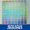UV спрятанный флуоресцированием ярлык обеспеченностью Hologram гарантированности бумаги текста