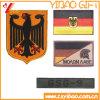 背部(YB-ST-006)鉄のが付いている編まれたドイツ軍隊の刺繍のパッチかバッジ