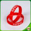 Rotes Silikon-Handgelenk-Band für Kind