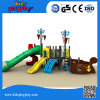 Strumentazione esterna del campo da giuoco dei bambini di plastica dei giochi del parco di divertimenti (KP13-124)