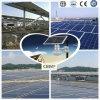 poli modulo solare 270W con la prestazione eccellente nella condizione di luce debole