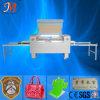 Machine de découpage à bas prix de laser avec la plate-forme de fonctionnement mobile (JM-1090H-MT)