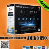 2013 Newest Amiko Shd 8900 Alien Linux system Enigma2 Dual boat Dvbs2 HD Receiver Support 3G&Youtube IPTV Sat Receiver