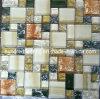 De Tegel van het mozaïek, het Mozaïek van het Kristal, Gebarsten Mozaïek, het Mozaïek van het Glas (HGM287)