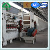 Equipo de fabricación orientado de la madera contrachapada del tablero del filamento
