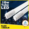 TUV VDE UL cUL Dlc ETL Approved 18W Oval Rotatable LED Tube Light T8