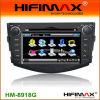 Sistema de navegación del coche DVD GPS de MHifimax para el nuevo montaje del amortiguador de las Partes-Dayang 100 del otorcycle Rav4 (HM-8918G) de Toyota