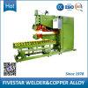 ISO9001 genehmigte 3 Phasen-Nahtschweißung-Maschine für die Stahlzylinder-Herstellung
