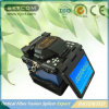 Machine de épissure de fusion de fibre optique de cadrage de faisceau