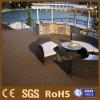 Plancher de terrasse de coextrusion de WPC, Decking composé extérieur