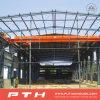 Almacén prefabricado modificado para requisitos particulares 2015 de la estructura de acero del bajo costo del diseño