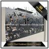Декоративные Perforated алюминиевые панели разделительной стены металлического листа