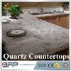 Фабрики Countertop кварца сразу белый