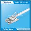 fascetta ferma-cavo del Cricco-Lokt di 20*400/20*1500mm ss per impacchettare del tubo flessibile