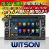 VWのゴルフ4 (W2-F9245V)のためのWitsonのアンドロイド5.1車DVD