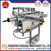 Machine semi-automatique personnalisée de revêtement de coussin de tissu