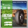 Schlussteil-Gummireifen-LKW und Bus-Radialreifen mit Zuverläßlichkeit- von Produktenversicherung