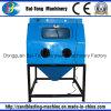 製品の大きいサイズのための手動ぬれたサンドブラスティング機械