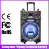 Grand haut-parleur de Bluetooth de pouvoir d'éclairage LED avec pouce F12-22 du chariot 12