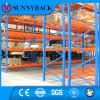 Q235B Steel Selective Heavy Duty Industrial Rack para Indústria Química