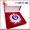 2016 nuevo diseño de la insignia del metal de encargo Botones de policía