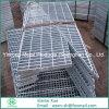 Diversa plataforma Grating de acero galvanizada Shaped de la INMERSIÓN caliente