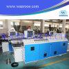 Ligne d'extrusion de tuyaux en PVC par usine