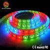 Luz de tira flexible del color 5050 blancos LED de DC12V RGB