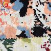 Woman Garment Textile (GLLML099)のための綿Linen Spandex Fabric